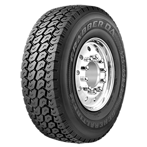 Grabber OA Wide Base Tires